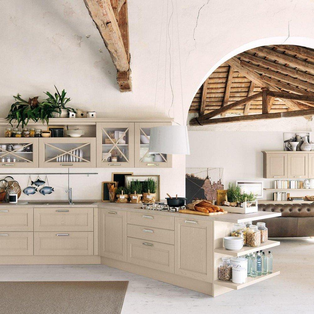 Cucine Lube Classiche - Lube Store Milano - Le Cucine Lube & Creo a ...