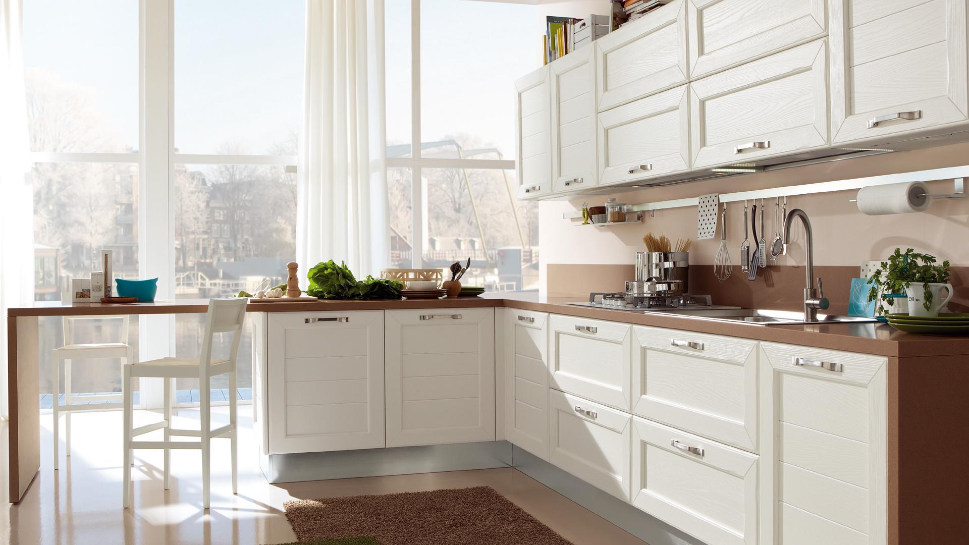 Claudia lube store milano le cucine lube creo a milano - Cucina lube classica ...
