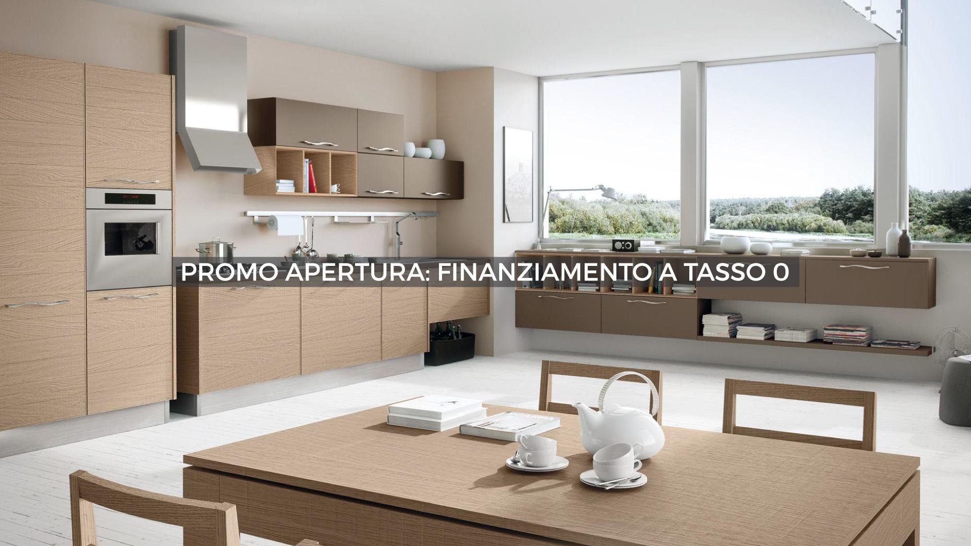 Promozione Apertura - Lube Store Milano - Le Cucine Lube & Creo a Milano