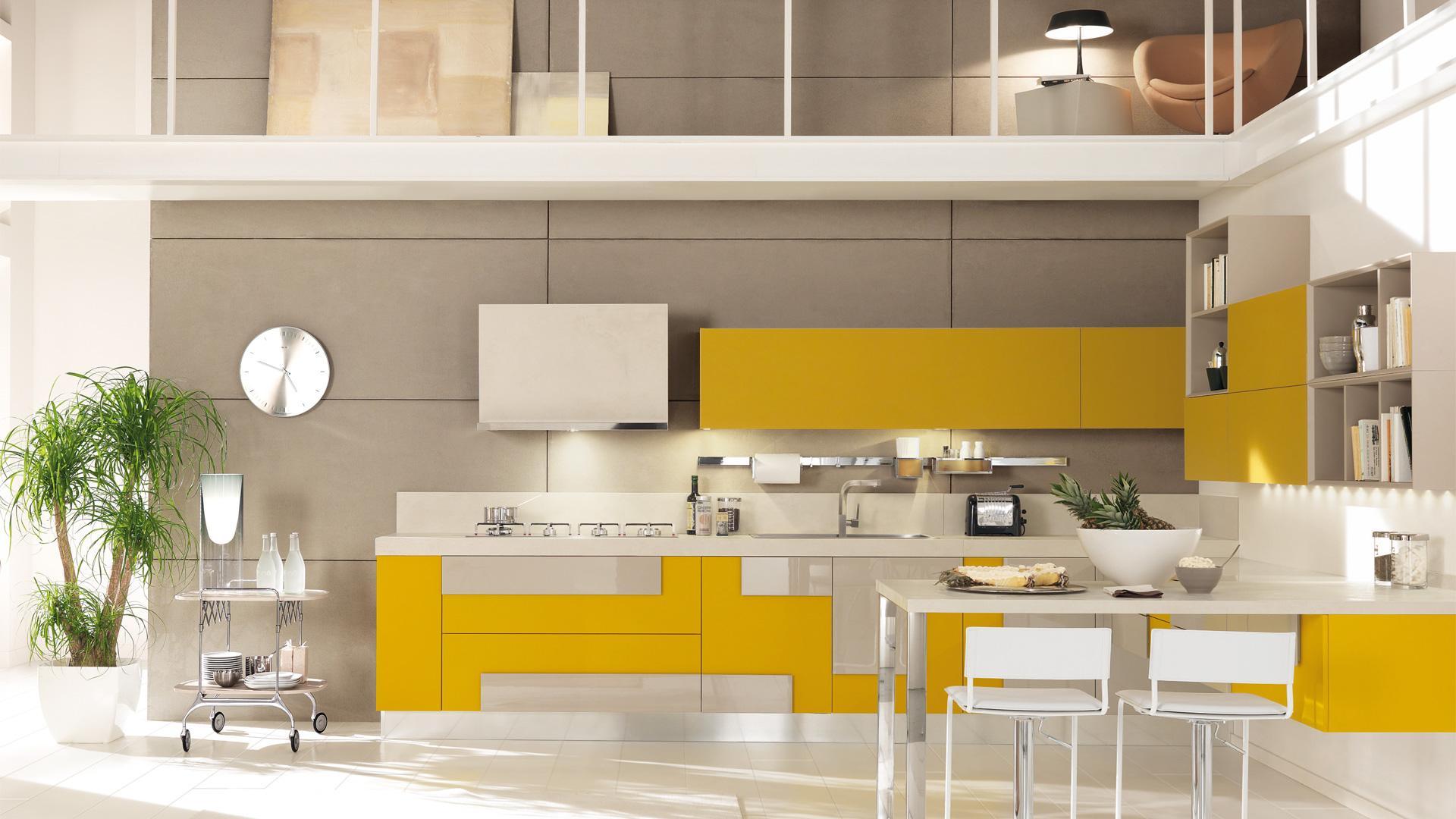 creativa - lube store milano - le cucine lube & creo a milano - Cucina Creativa Lube