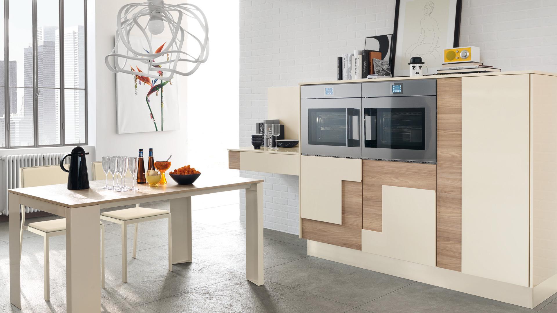 Creativa - Lube Store Milano - Le Cucine Lube & Creo a Milano