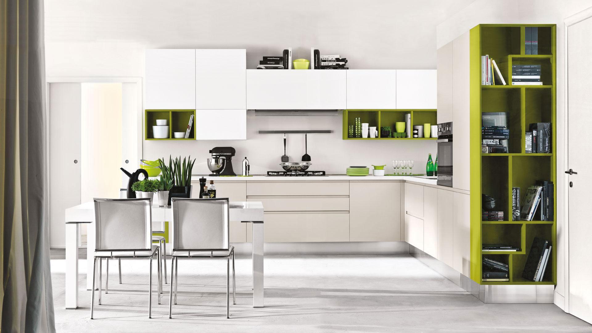 Chi siamo lube store milano le cucine lube creo a milano for Cucina moderna tecnologica