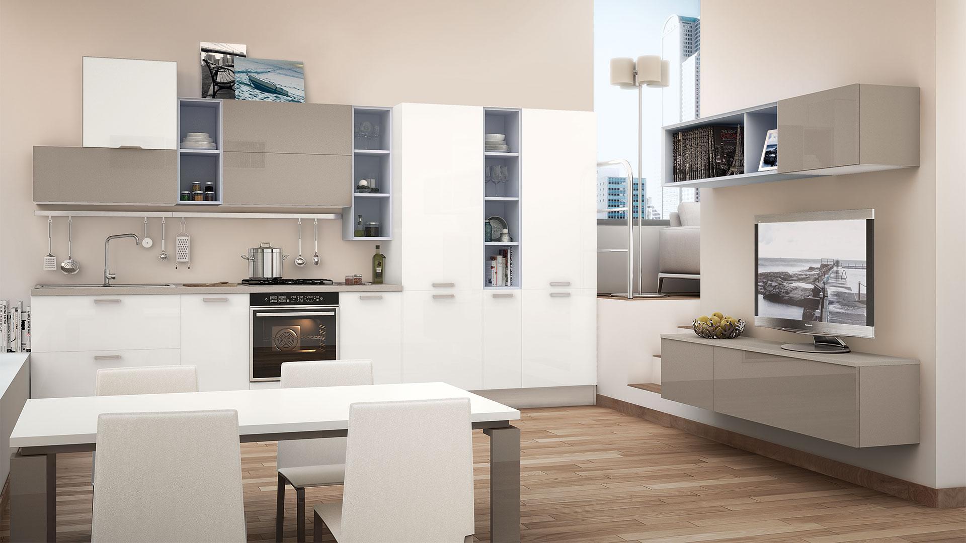 Noemi - Lube Store Milano - Le Cucine Lube & Creo a Milano