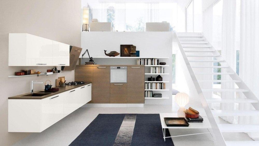 Come organizzare la cucina idee di stile e salvaspazio - Come disporre la cucina ...
