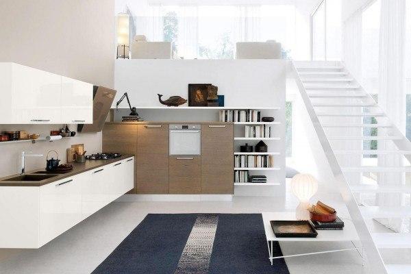 Arredare cucina archivi lube store milano le cucine - Come disporre la cucina ...