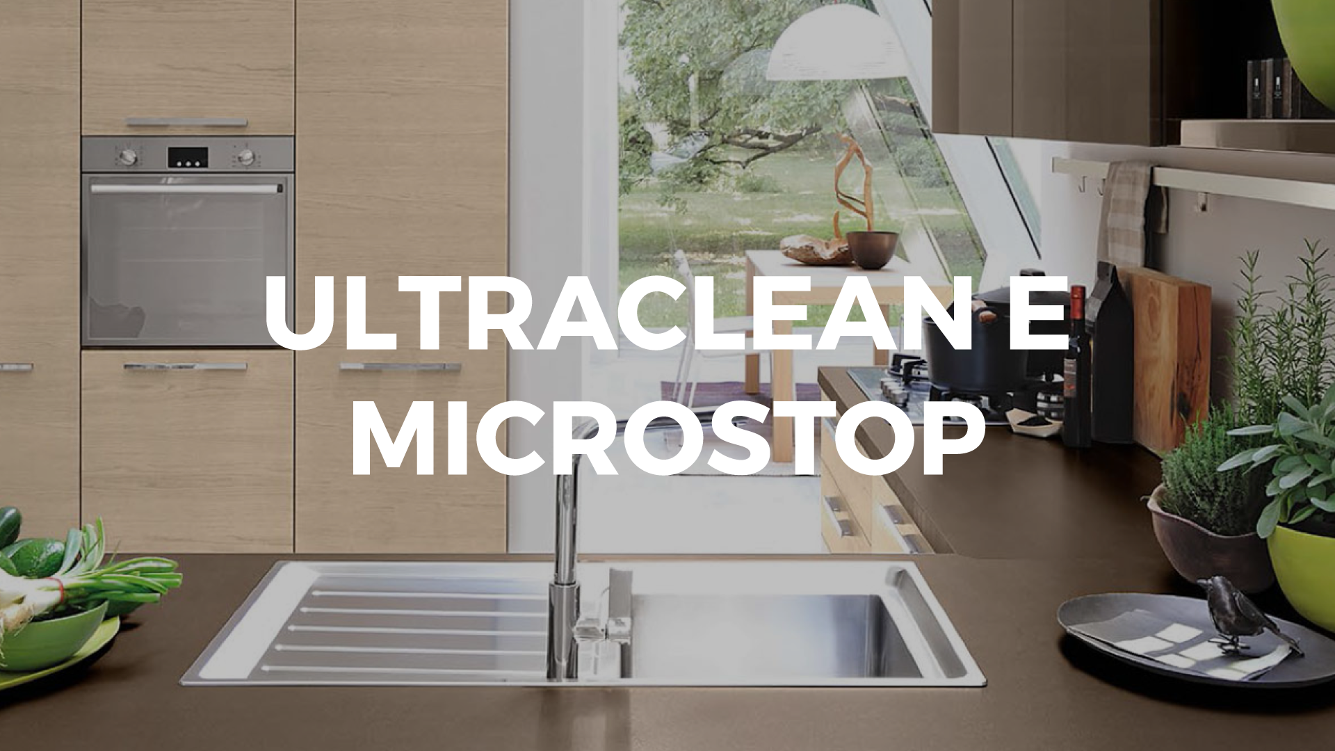Ultraclean e microstop lube store milano le cucine for Lube store milano
