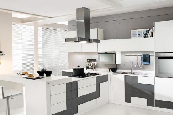 Cucina creativa lube idee per la casa for Lube store milano