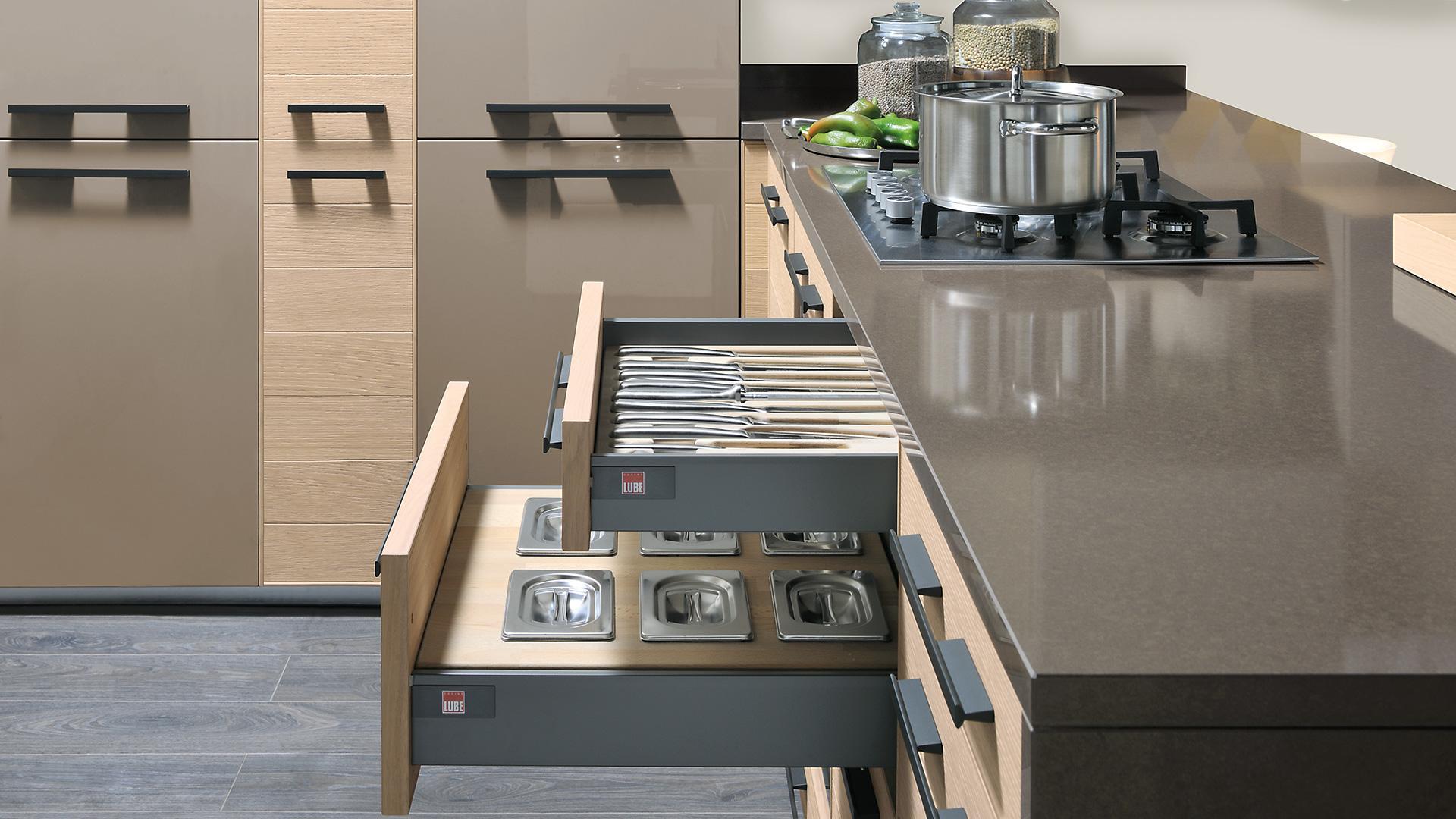 7 motivi per cui scegliere una Cucina Lube - Lube Store Milano ...