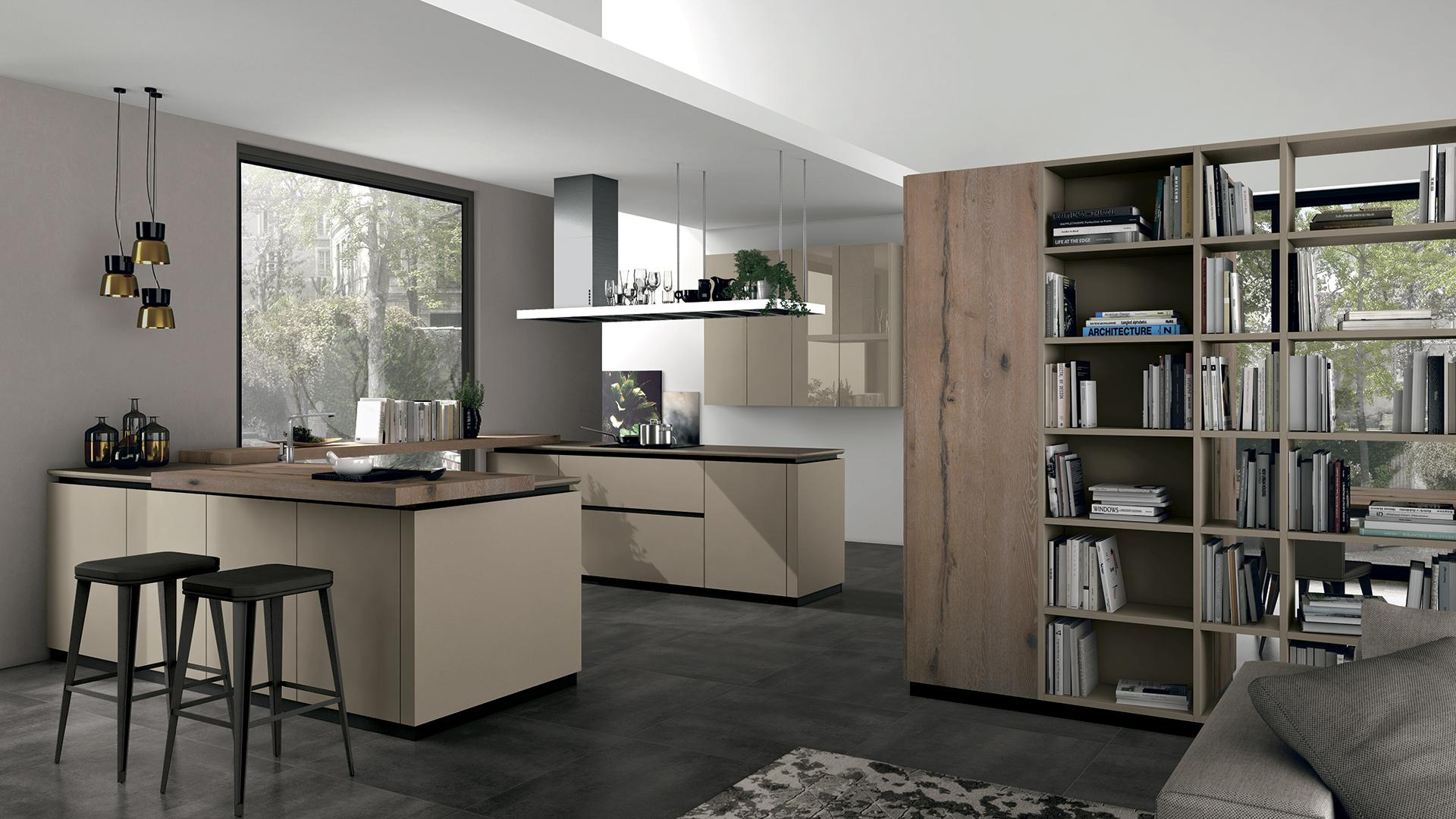 Cucine Lube - Lube Store Milano - Le Cucine Lube & Creo a Milano