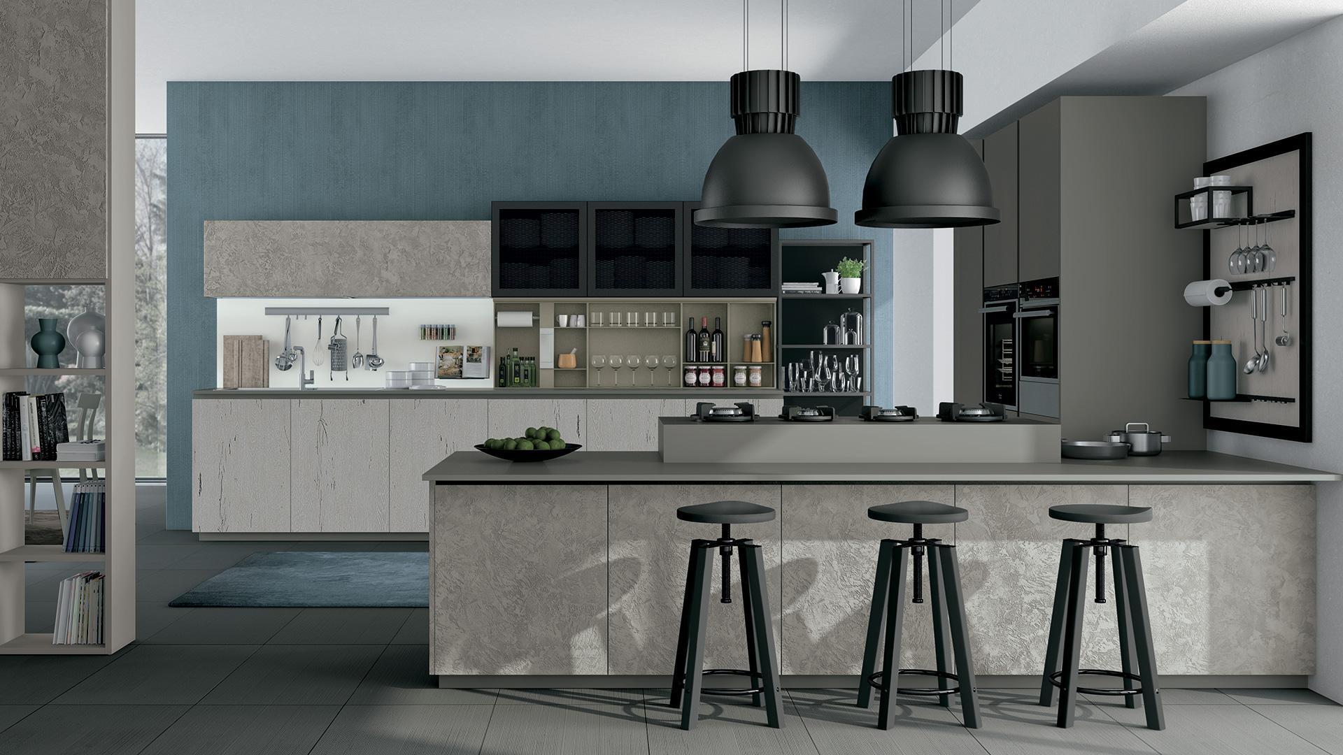 Illuminare la cucina: le idee per la scelta delle luci dell ...