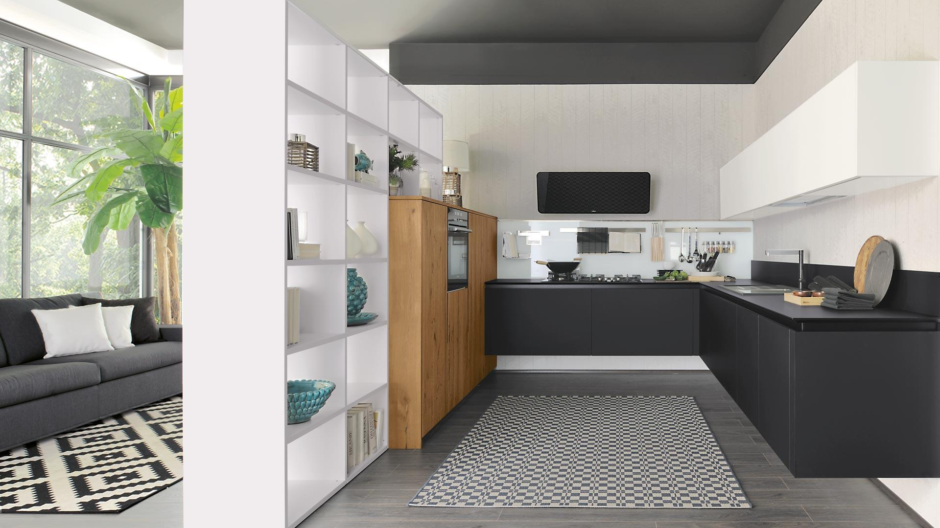 Cucina oltre lube store milano via massena 2 a angolo - Cucina oltre lube ...