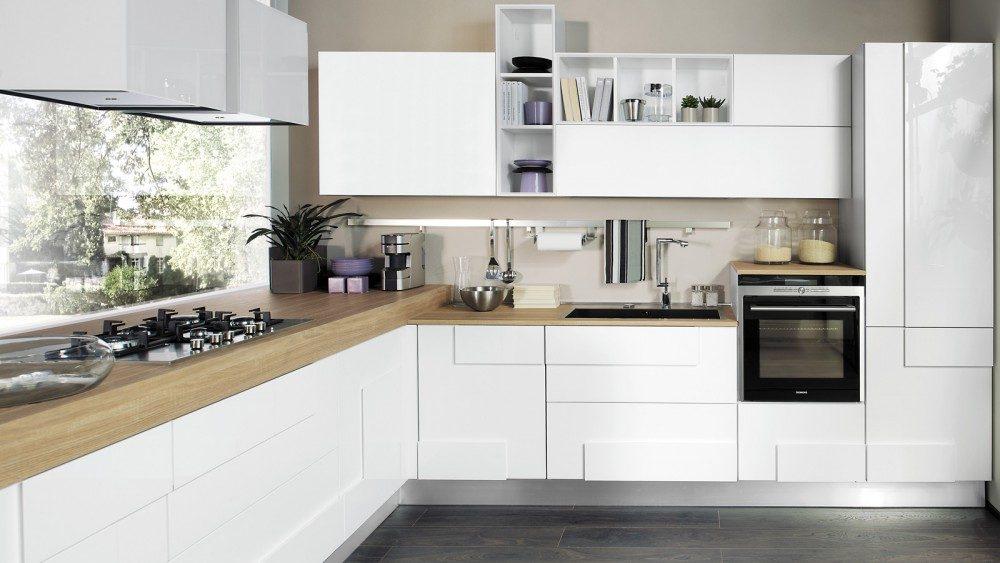 Cucine lube ad angolo i suggerimenti per arredare lube - Cucine 1000 euro ...