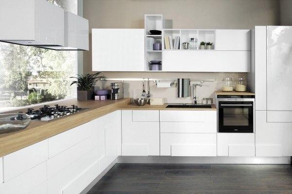 Cucine angolo lube archivi lube store milano le cucine for Lube store milano