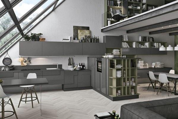 cucina open space Archivi - Lube Store Milano - Le Cucine Lube ...
