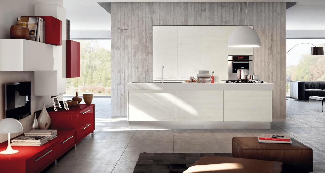 Tendenze cucina 2017 arredamento materiali e stili per il nuovo anno lube store milano le - Cucine lube 2017 ...