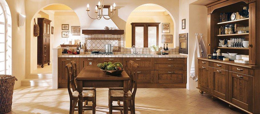 Cucina in legno: come pulirla e curarla senza sbagliare - Lube Store ...