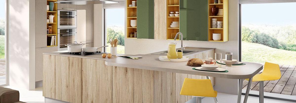 Arredamento le nuove tendenze per la cucina del 2019 che for Nuove tendenze arredamento