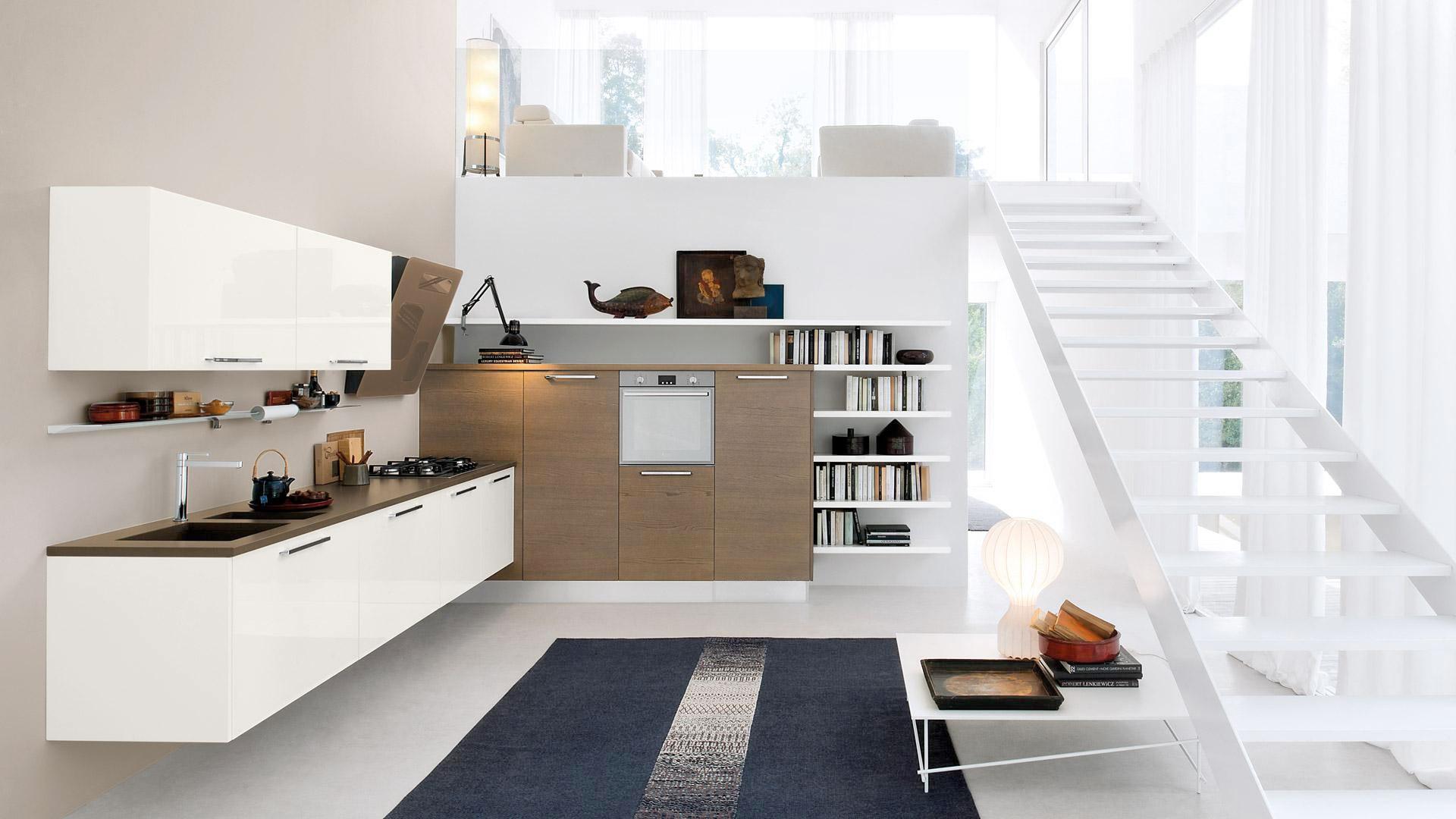Come organizzare la cucina: idee di stile e salvaspazio - Cucine ...