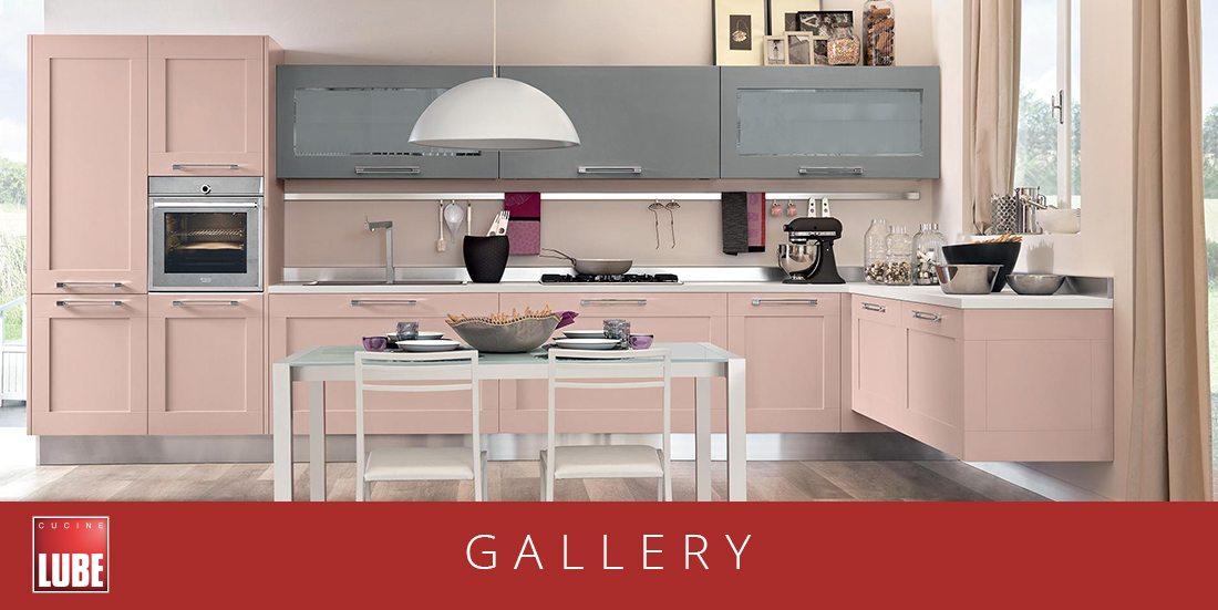 Gallery - Lube Store Milano - Le Cucine Lube & Creo a Milano
