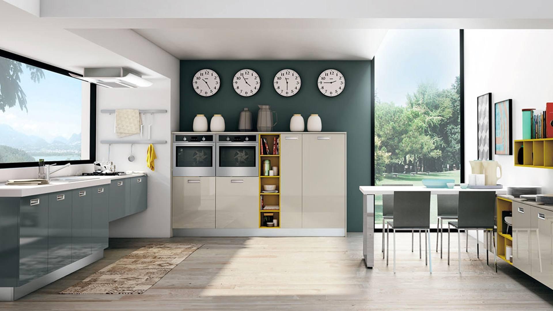 Rinnovare La Cucina In Autunno I Colori Per La Stagione Lube Store Milano