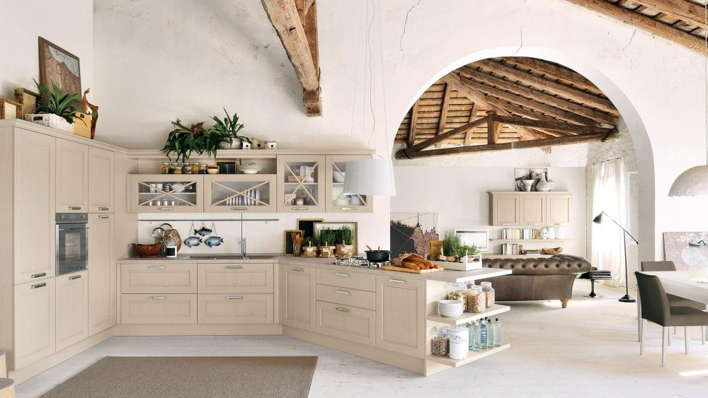Cucina Lube Agnese: per chi ama il profumo dei ricordi - Lube Store ...