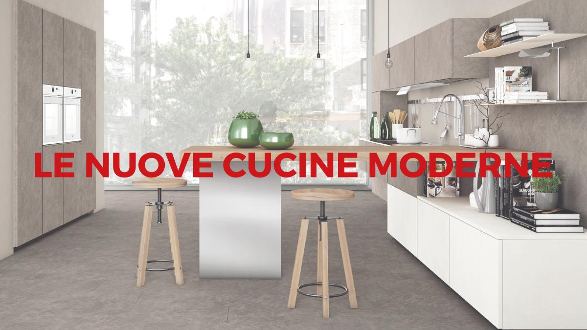 Le nuove cucine moderne lube store milano le cucine for Nuovo arredo cucine catalogo