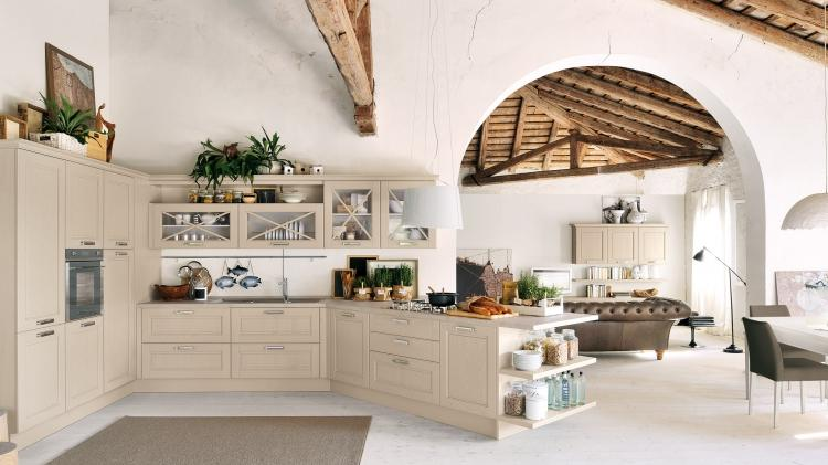 Cucine Lube classiche, i modelli da non perdere per il 2016 ...