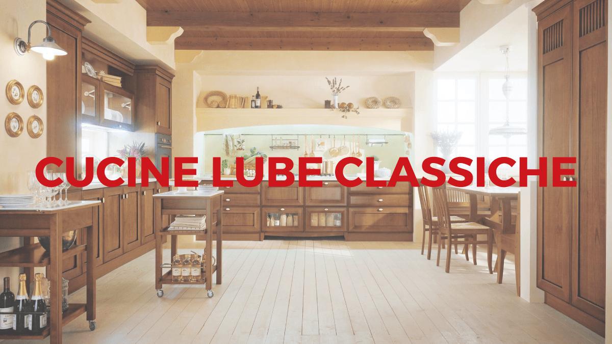 Cucine Lube classiche, i modelli da non perdere per il 2016 - Lube ...