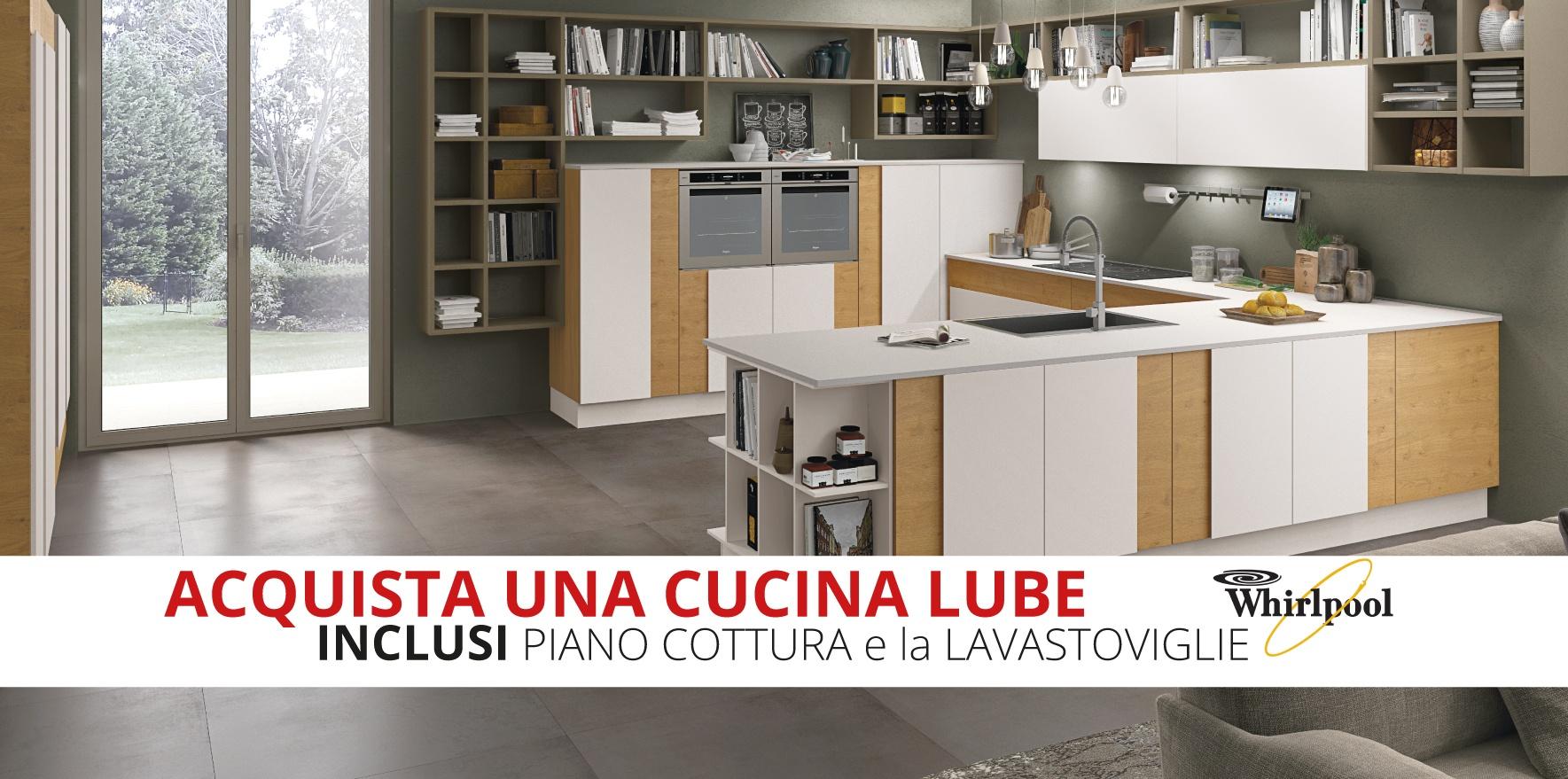 Promozione Giugno 2016 - Lube Store Milano - Le Cucine Lube & Creo a ...