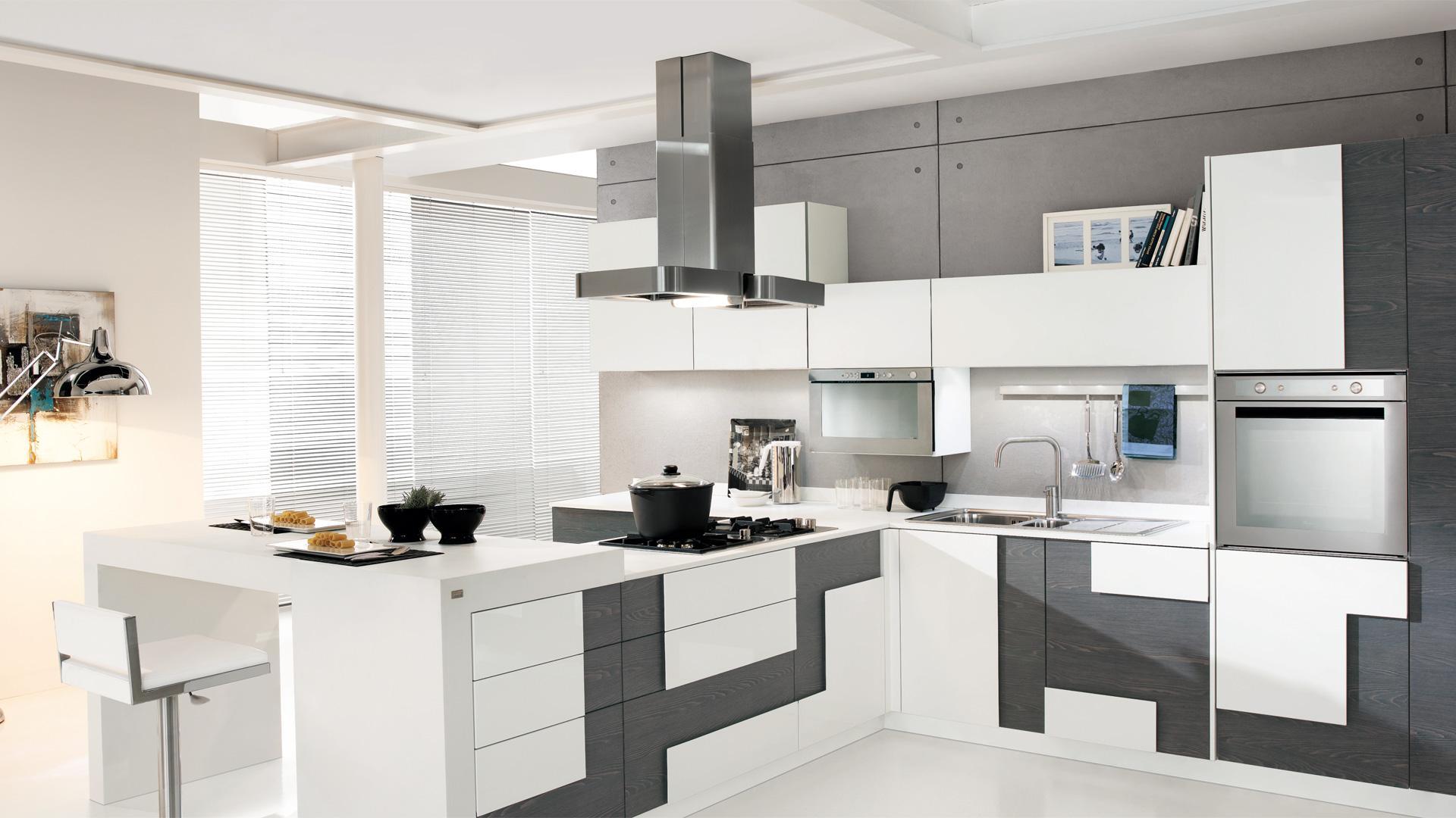 Cucine Moderne Con Isola Lube.Cucina Con Isola Le Soluzioni Da Non Perdere Di Lube Store