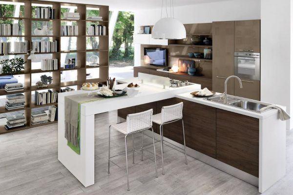 cucina ad U Lube Archivi - Lube Store Milano - Le Cucine Lube & Creo ...