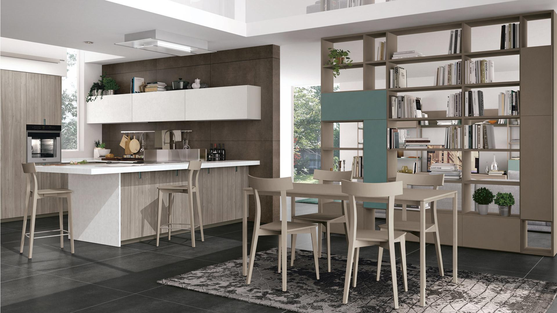 Differenza Tra Creo E Lube le sedie per la cucina, come sceglierle - lube store milano