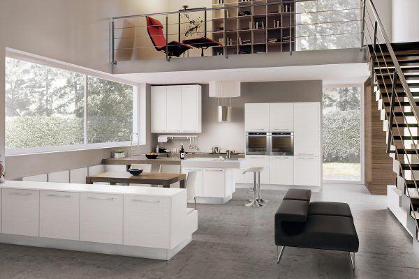 Soluzioni cucina archivi lube store milano le cucine lube creo a milano - Soluzioni no piastrelle cucina ...