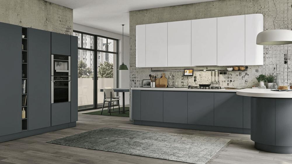 Novità cucine 2018 - Lube Store Milano