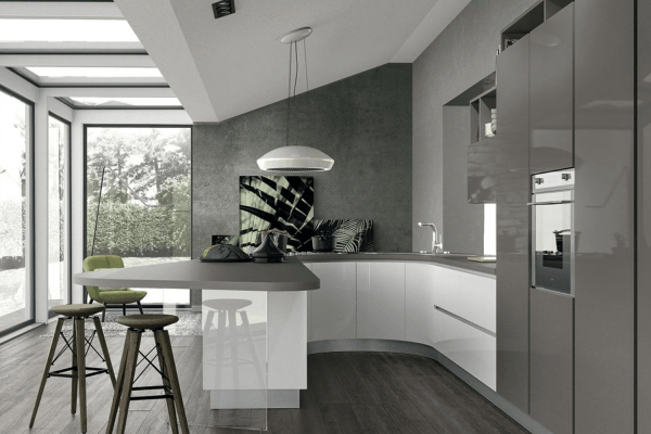 pittura lavagna cucina Archivi - Lube Store Milano - Le Cucine Lube ...