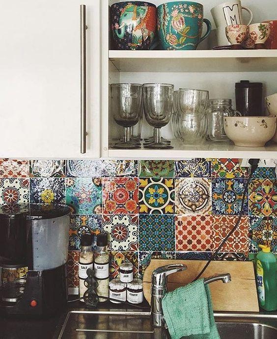 4 idee da copiare per decorare la cucina con un tocco di stile ...