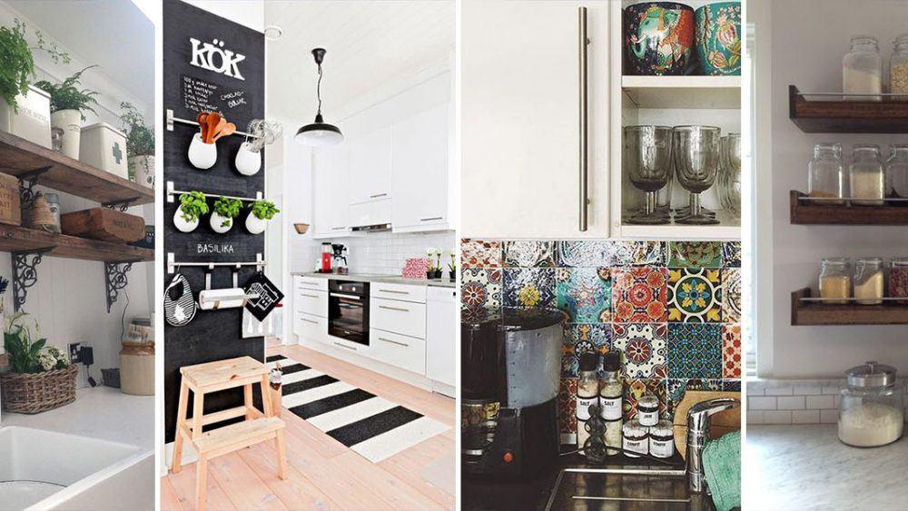 4 idee da copiare per decorare la cucina con un tocco di stile lube store milano le cucine - Decorare parete cucina ...