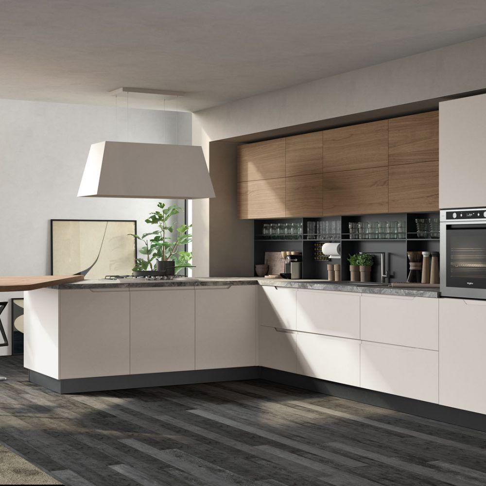 Cucine Lube Moderne - Lube Store Milano - Le Cucine Lube & Creo a Milano