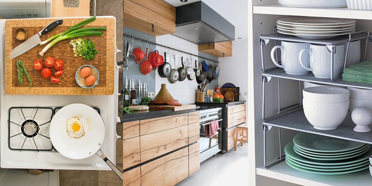 5 regole base per vivere in una cucina piccola lube - Piccola cucina milano ...