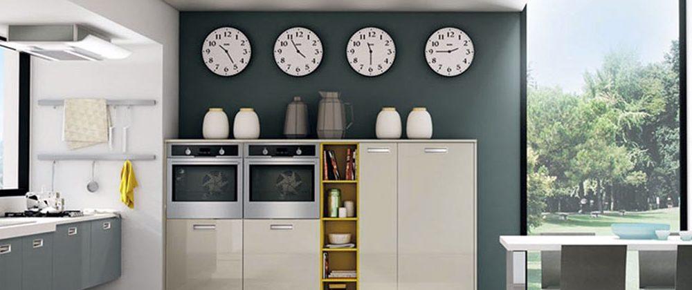 News lube store milano via massena 2 a angolo corso sempione - Colori adatti alla cucina ...
