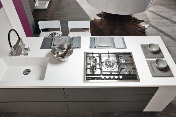 Cucine con isola archivi lube store milano le cucine - Cucine con isola lube ...