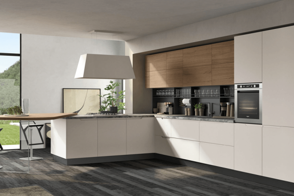 cucina bianca Archivi - Lube Store Milano - Le Cucine Lube ...