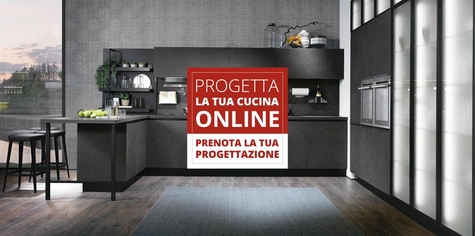 Progetta La Tua Cucina Online Lube Store Milano Le Cucine Lube Creo A Milano
